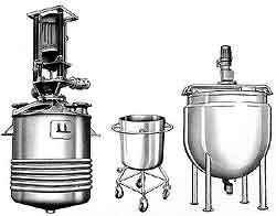 Bespoke Vessels and Tanks - Stainless Steel Tanks